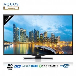 SHARP LC-60LE652E Smart TV 3D 152 cm