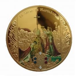 pièce de monnaie le sacre de napoléon