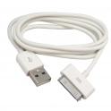 cordon recharge iphone 3 et 4 usb gratuit
