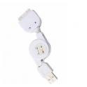 cable usb recharge iphone 3,4 gratuit