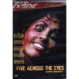 dvd five across the eyes