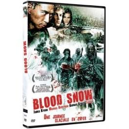dvd blood snow