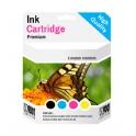 1 pack de 5 cartouches d'encre  CANON Pixma MX870 PGI-520BK / CLI-521BK / CLI-521C / CLI-521M / CLI-521Y