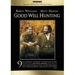 dvd good will hunting 2 oscars