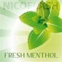 e-liquide tabac fresh mentholé
