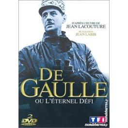 dvd De Gaulle où l'éternel défi