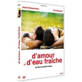 dvd d amour et d eau fraîche