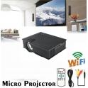 Mini UC46 1080P Wifi LED vidéo cinéma Maison