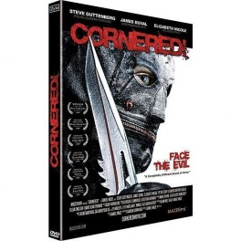 dvd cornered