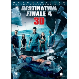dvd destination finale 4 film 3D et 2D