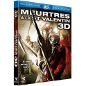 dvd blu-ray meurtres à la st valentin 3d
