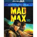 blu-ray mad max fury road 3D