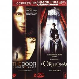 dvd  the door et dvd l'orphelinat