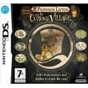 jeu professor layton and the curious village nintendo ds
