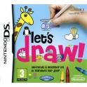jeu let's draw nintendo ds