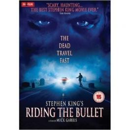 dvd stephen king riding the bullet