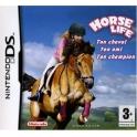 jeu horse life nintendo ds