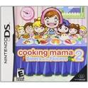 jeu cooking mama 2 nintendo ds