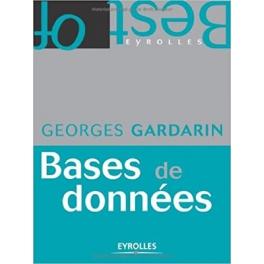livre bases de données georges gardarin