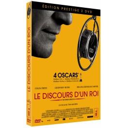 dvd le discours d'un roi 4 oscars