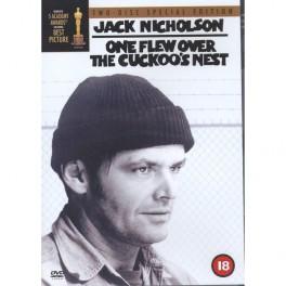 dvd vol au-dessus d'un nid de coucou 5 oscars