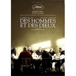 dvd blu-ray des hommes et des dieux