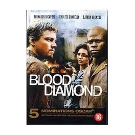 blu-ray disc blood diamon 5 oscars