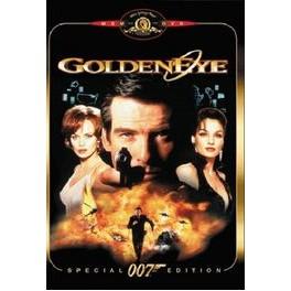 dvd golden eye 007