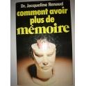 livre comment avoir plus de mémoire